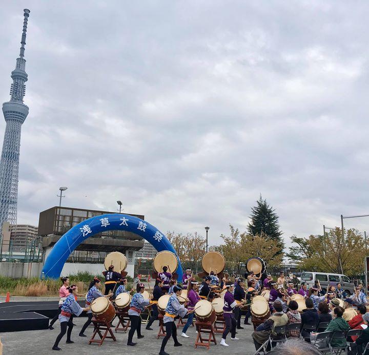 2019浅草太鼓祭5