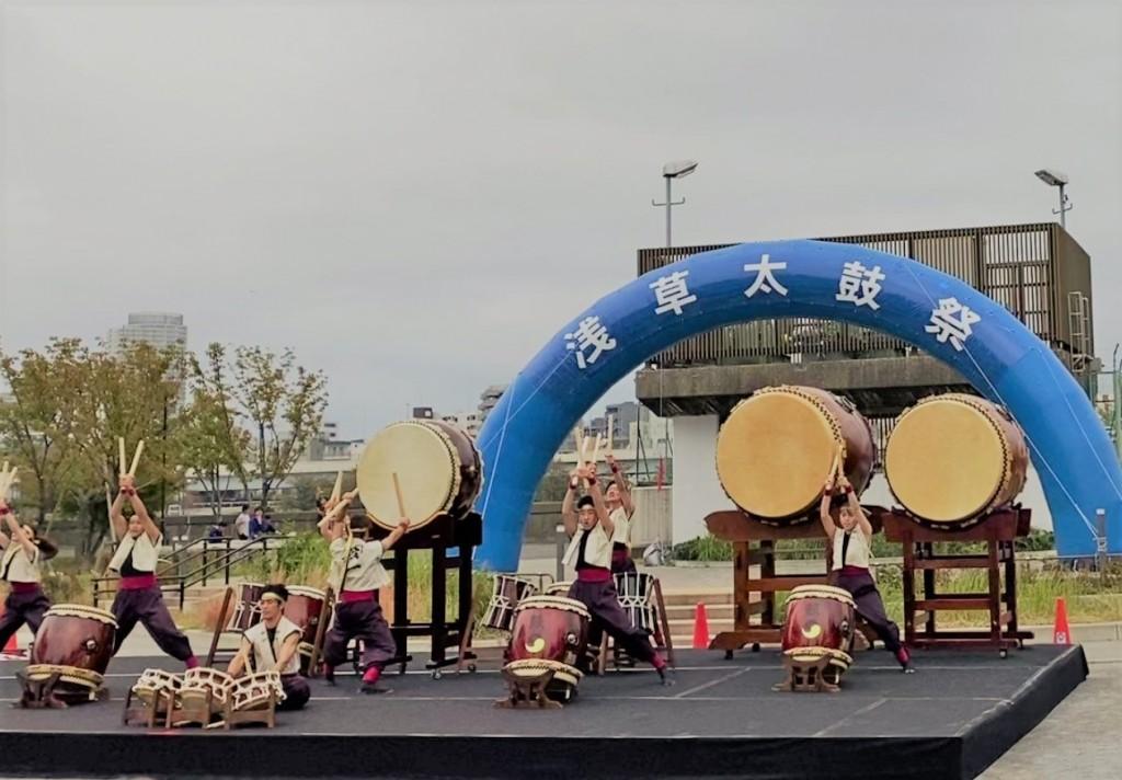 2019浅草太鼓祭