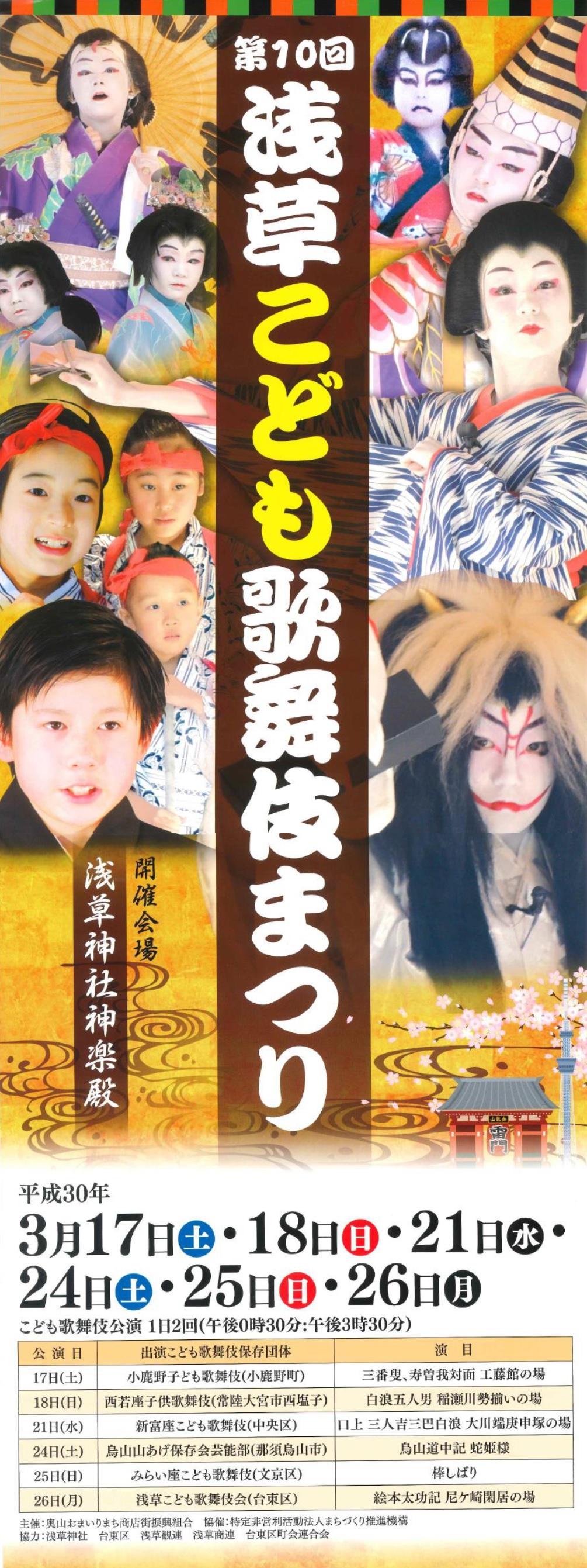 10子供歌舞伎