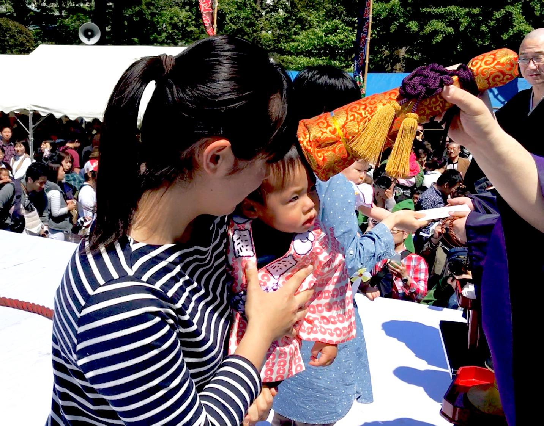 泣き相撲5